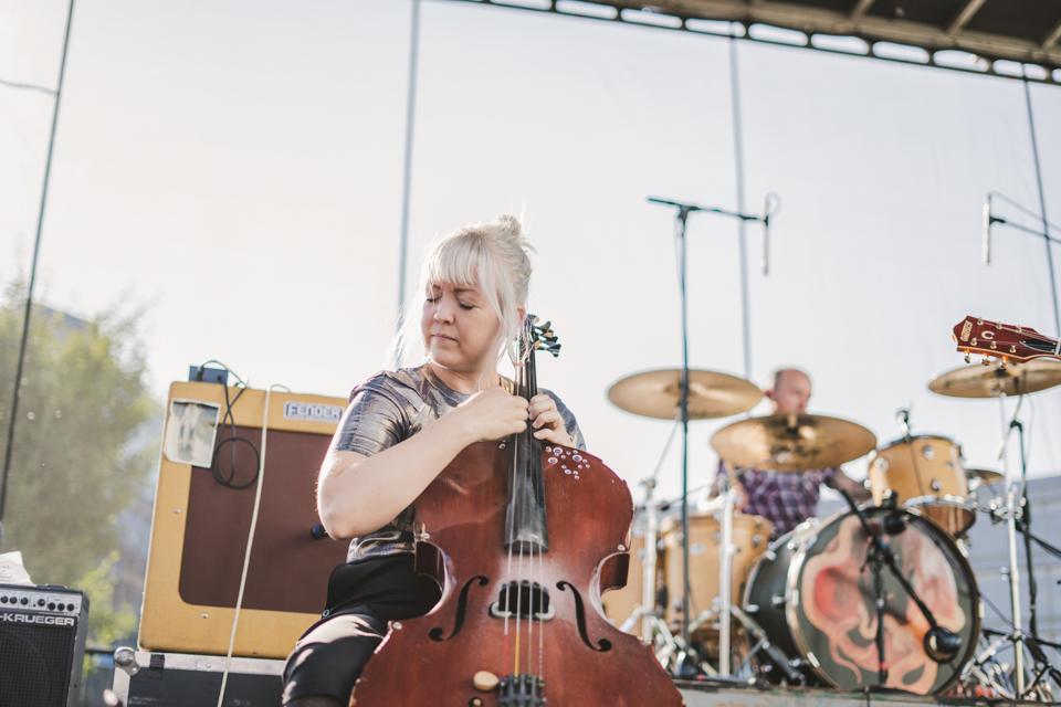 Murder By Death 8035 Music Festival