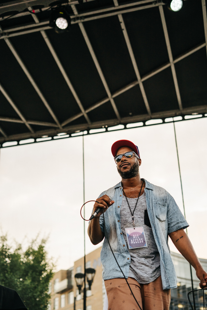Open Mike Eagle 8035 Music Festival