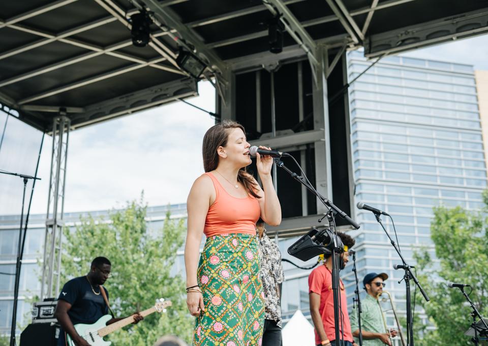 Sidewalk Chalk 8035 Music Festival