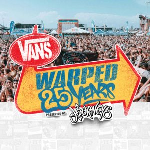 Vans Warped Tour 25 Years