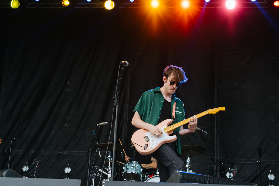 Hippo Campus Avenue of the Saints Amphitheater Hinterland Music Festival