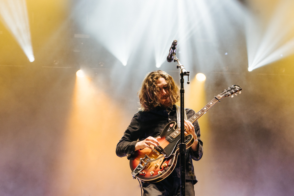 Hozier Avenue of the Saints Amphitheater Hinterland Music Festival