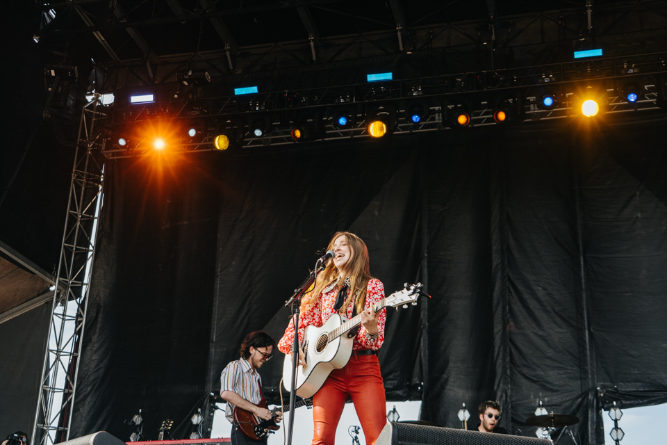 Jade Bird Avenue of the Saints Amphitheater Hinterland Music Festival