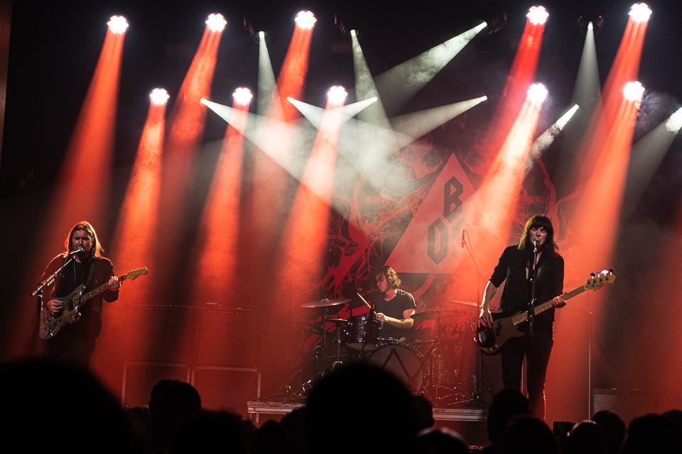Band of Skulls Webster Hall