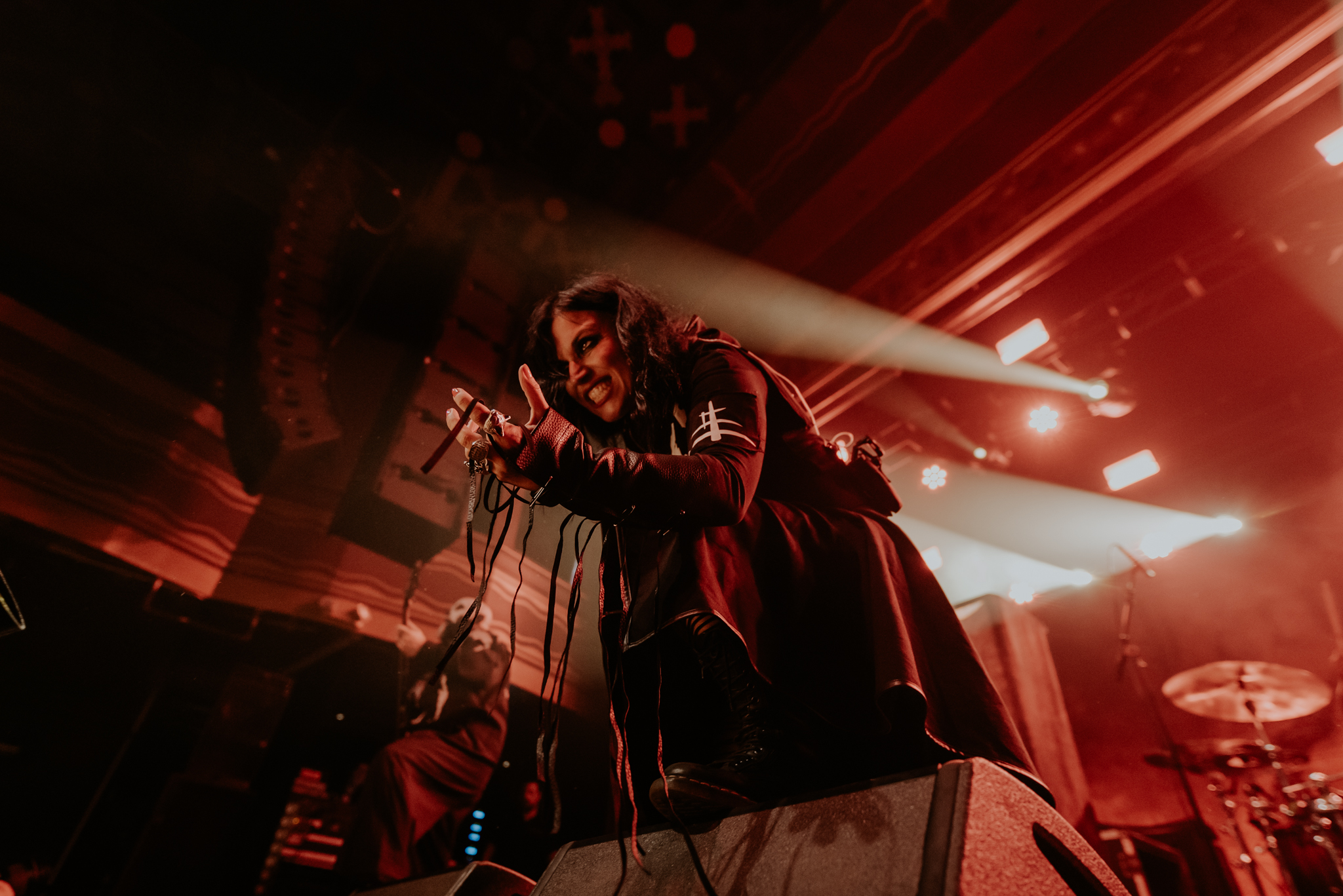 Lacuna Coil Webster Hall