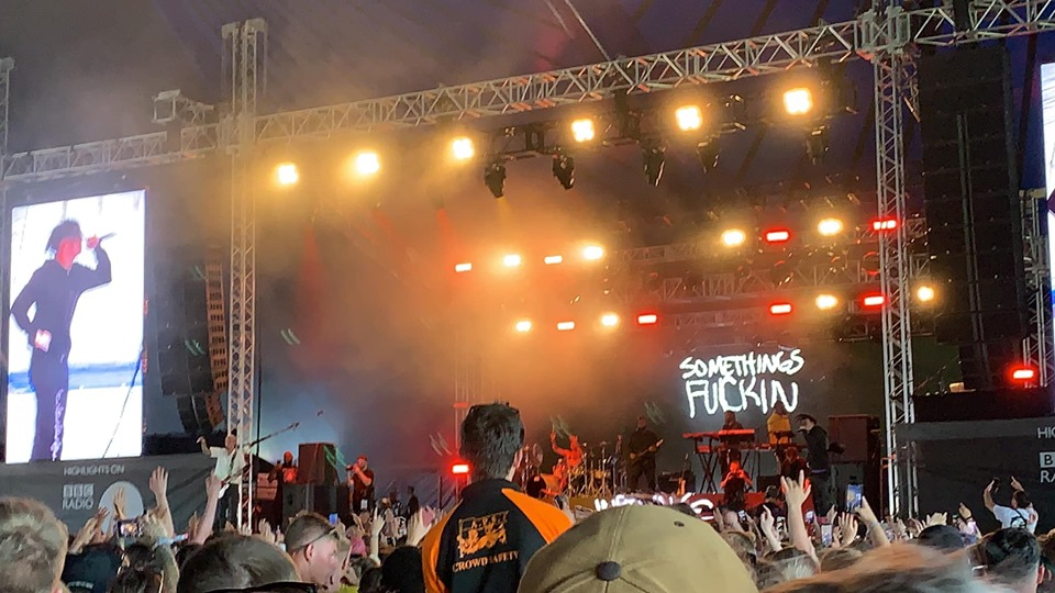 Leeds Festival 2019 Machine Gun Kelly