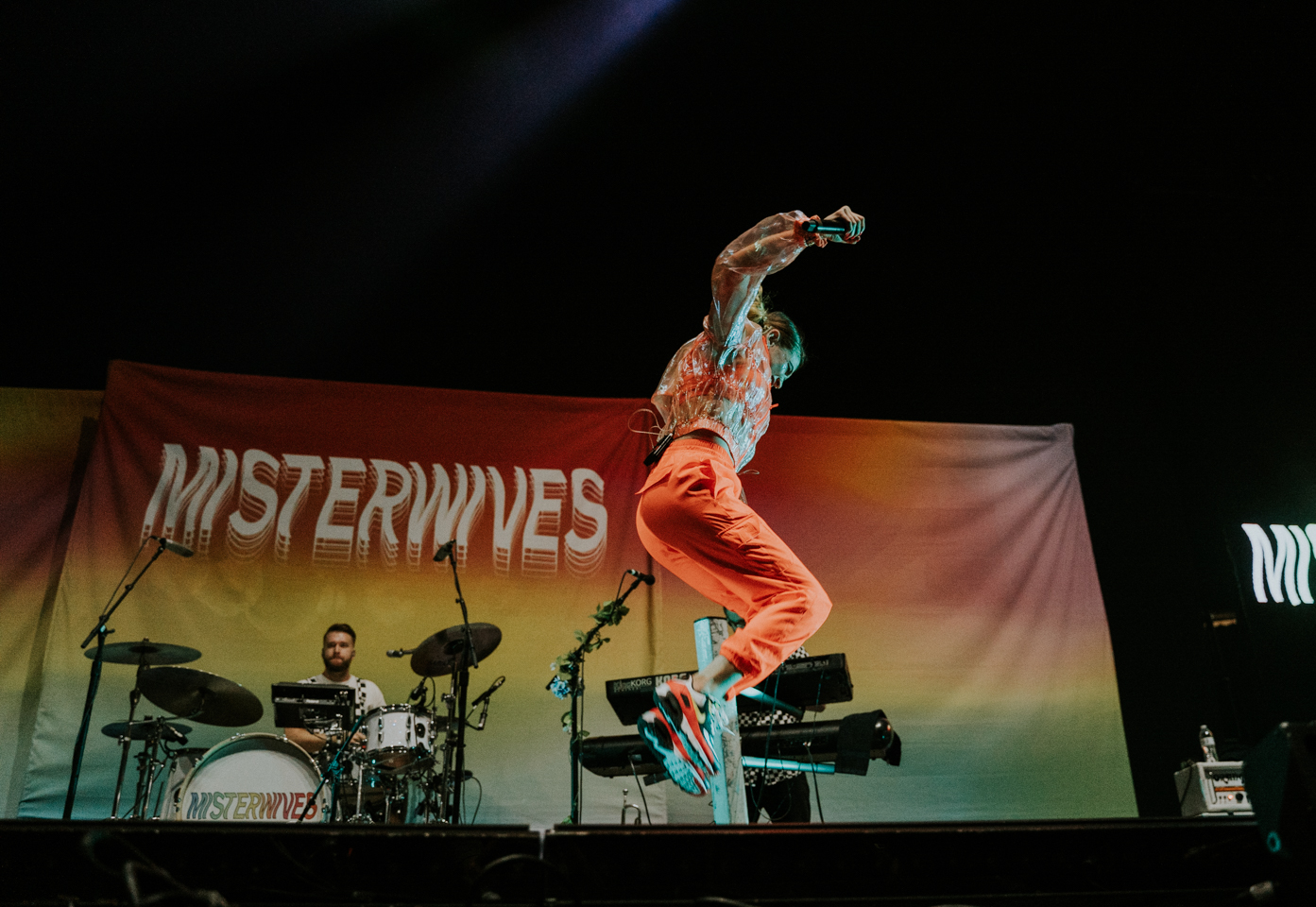 Misterwives Iowa Events Center