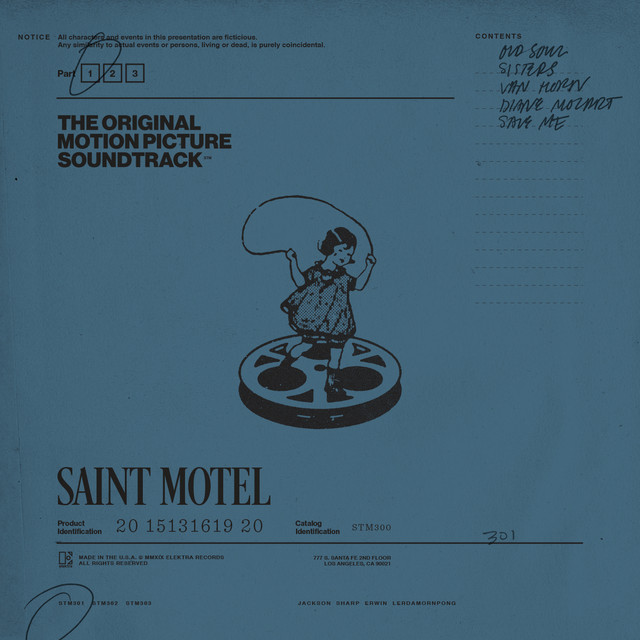 Saint Motel Original Motion Picture Soundtrack