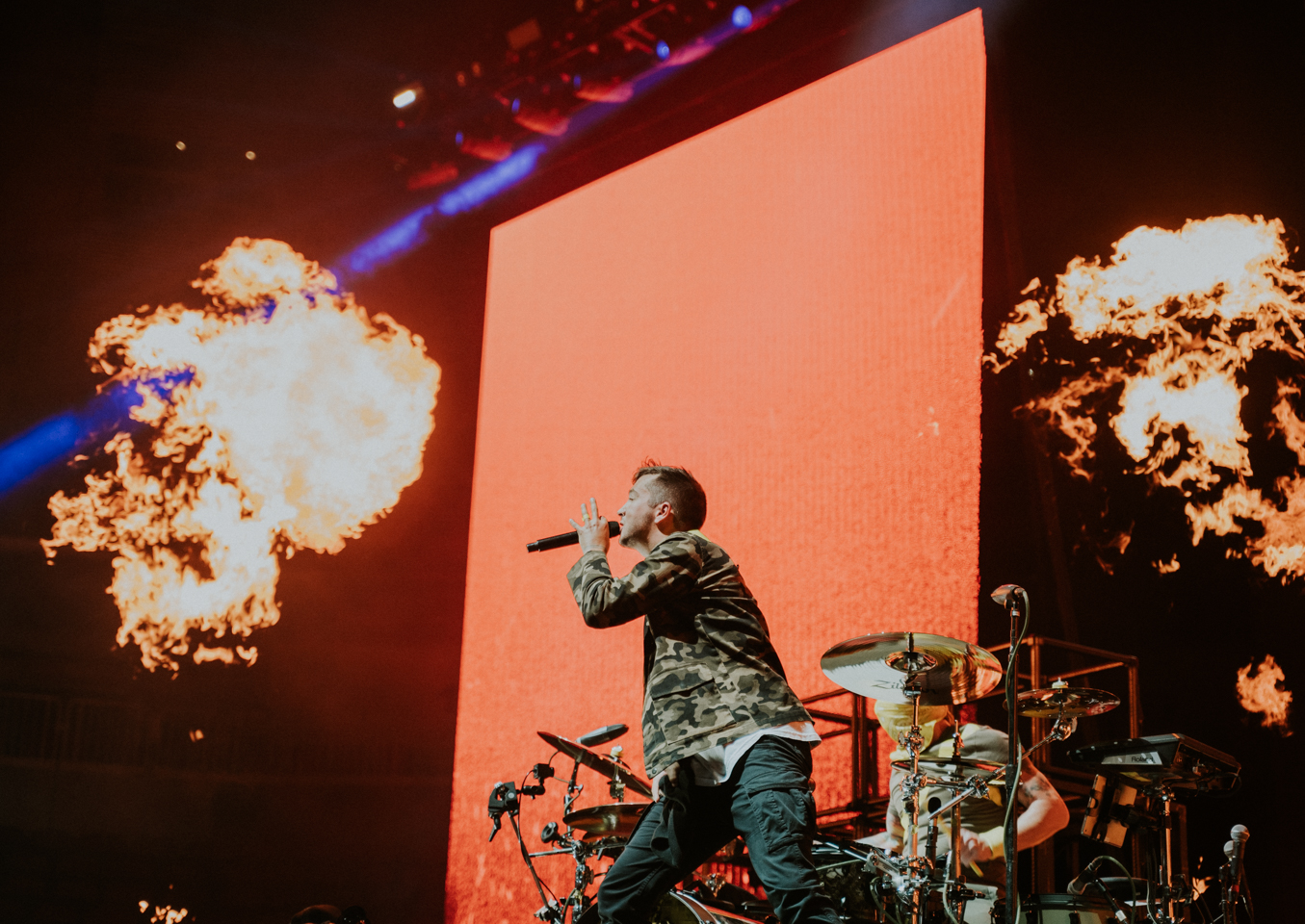 Twenty One Pilots Iowa Events Center