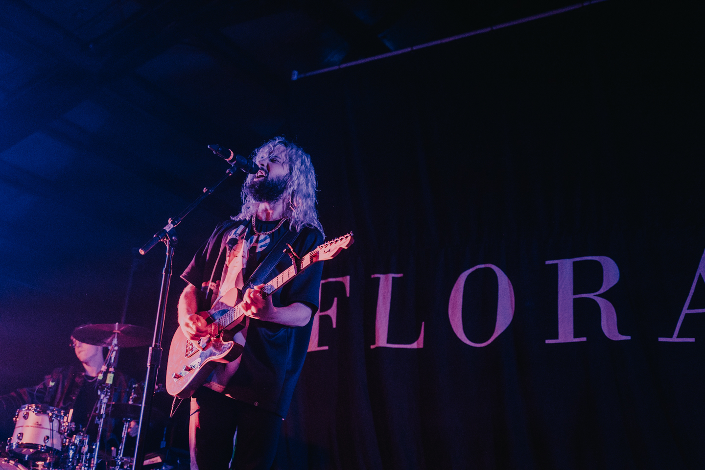 Flora Cash Val Air Ballroom