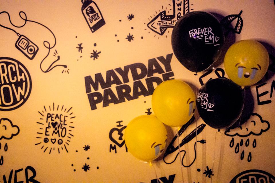 Mayday Parade Warsaw Brooklyn