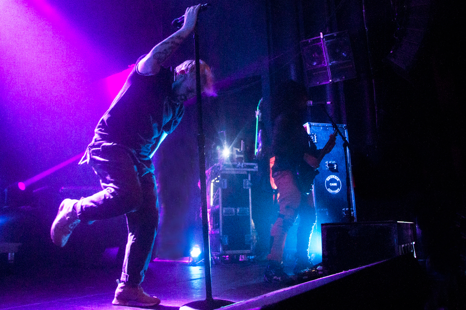 Issues Gramercy Theatre
