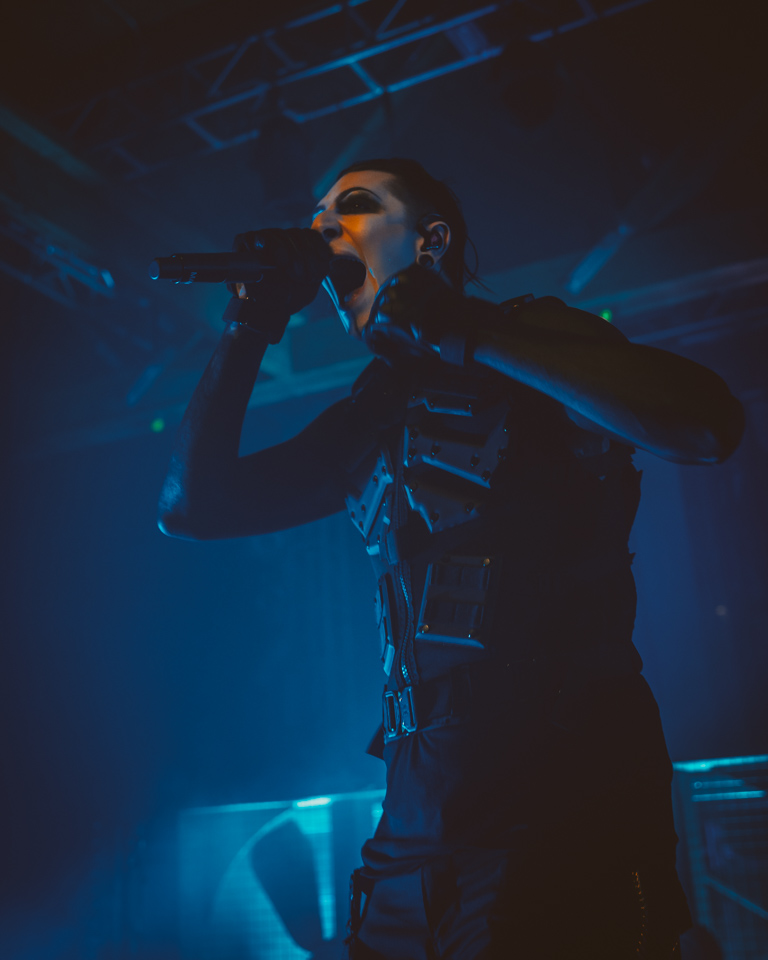 Motionless in White Showbox Sodo
