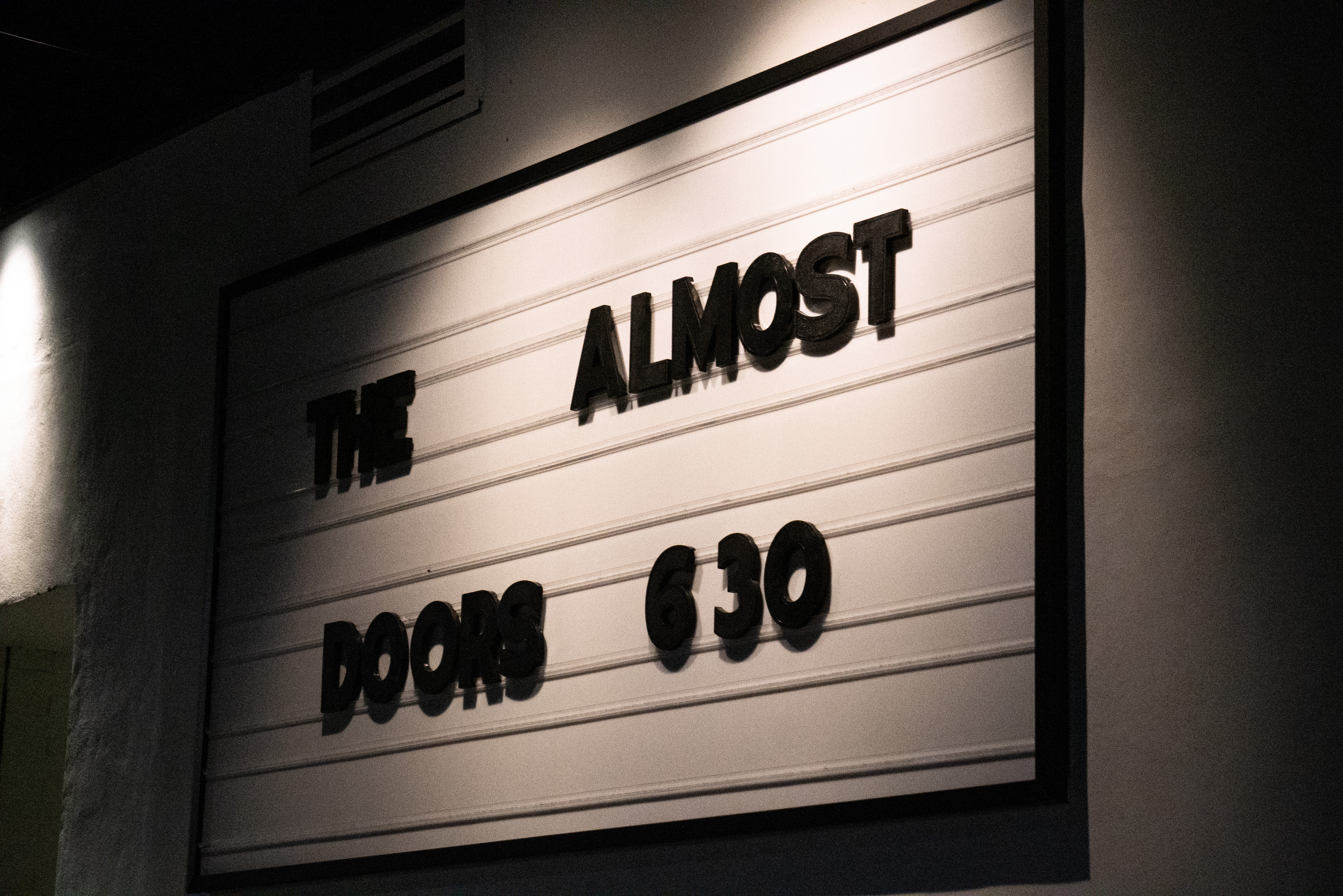 The Almost Asbury Lanes