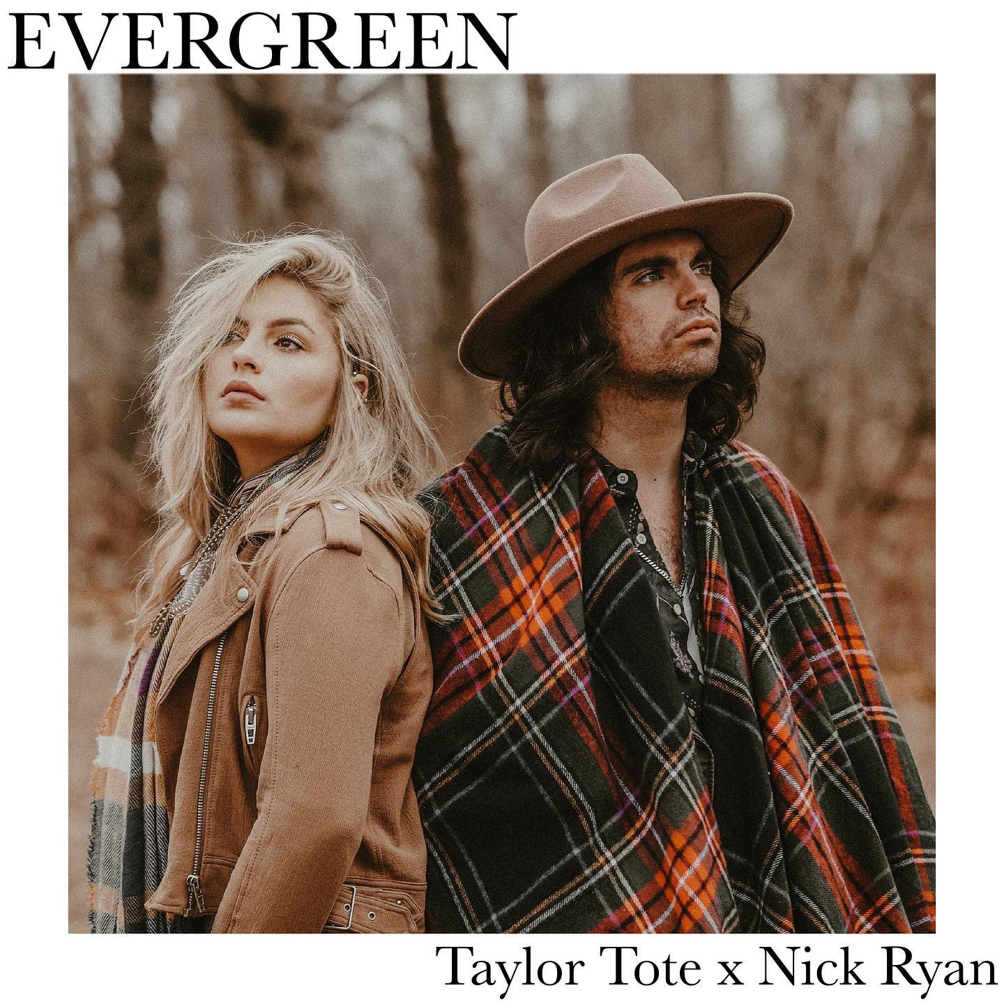 Taylor Tote Nick Ryan Evergreen