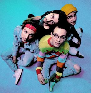The Wrecks promo photo